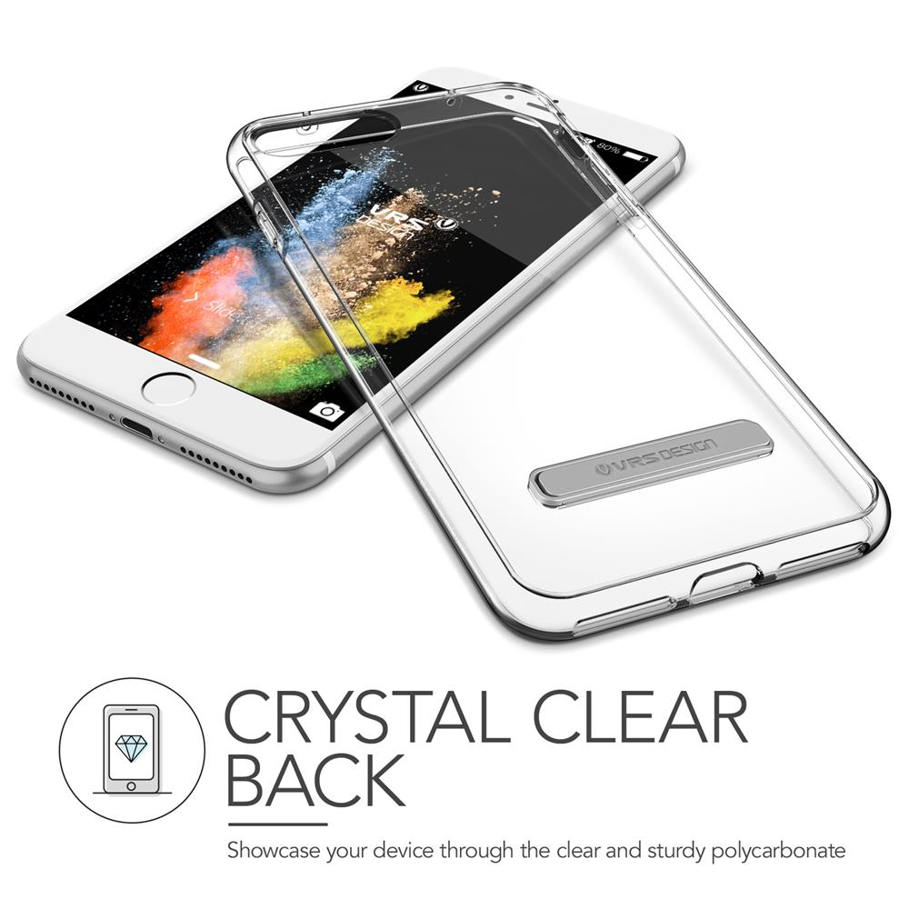 Verus Crystal Mixx Skal till Apple iPhone 7 Plus - Clear
