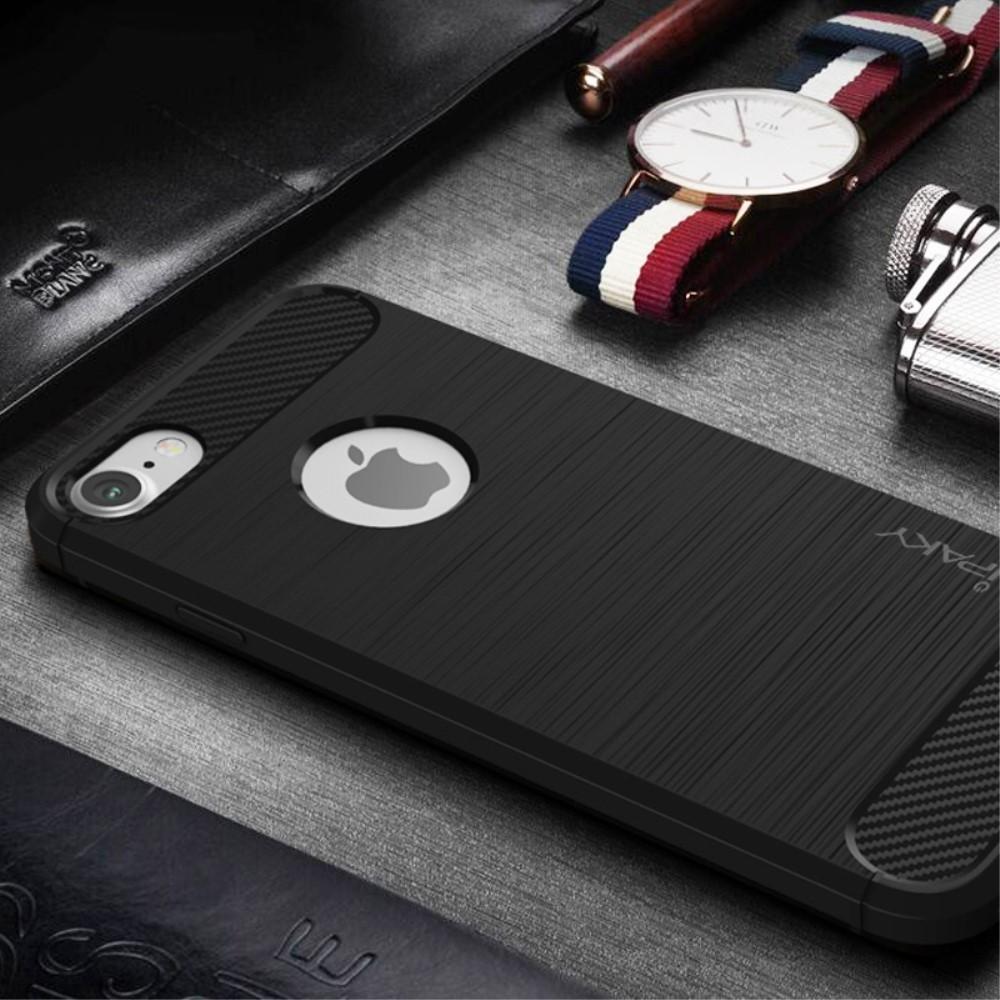 Ipaky Iphone 7 tpu ipaky skal till iphone 7 plus svart themobilestore a1834f2e28c15