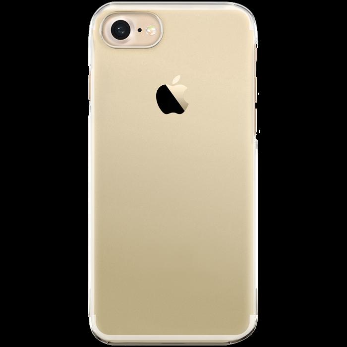 ideal mobilskal till iphone 8 7 transparent themobilestore. Black Bedroom Furniture Sets. Home Design Ideas