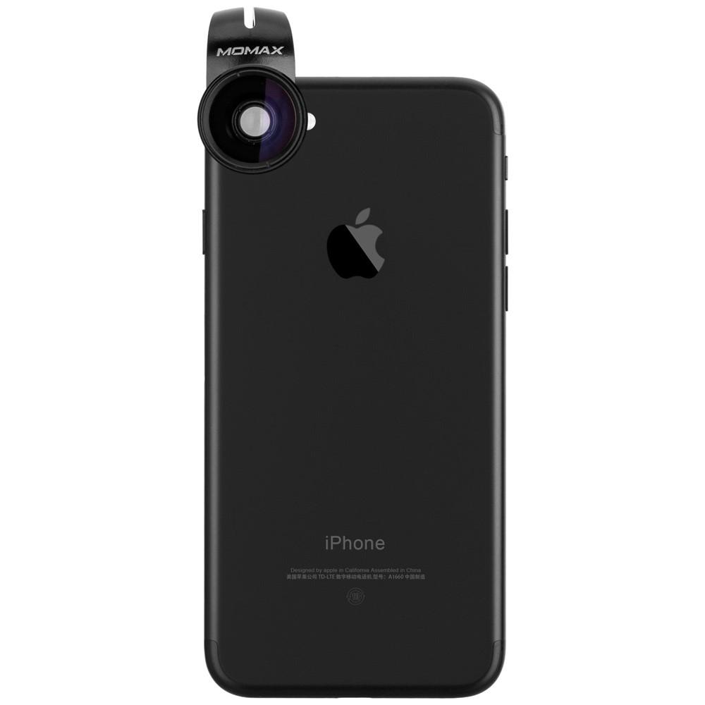 MOMAX X-Lens Clip-on 120° Wide Angle + 15X Macro Lens till ...