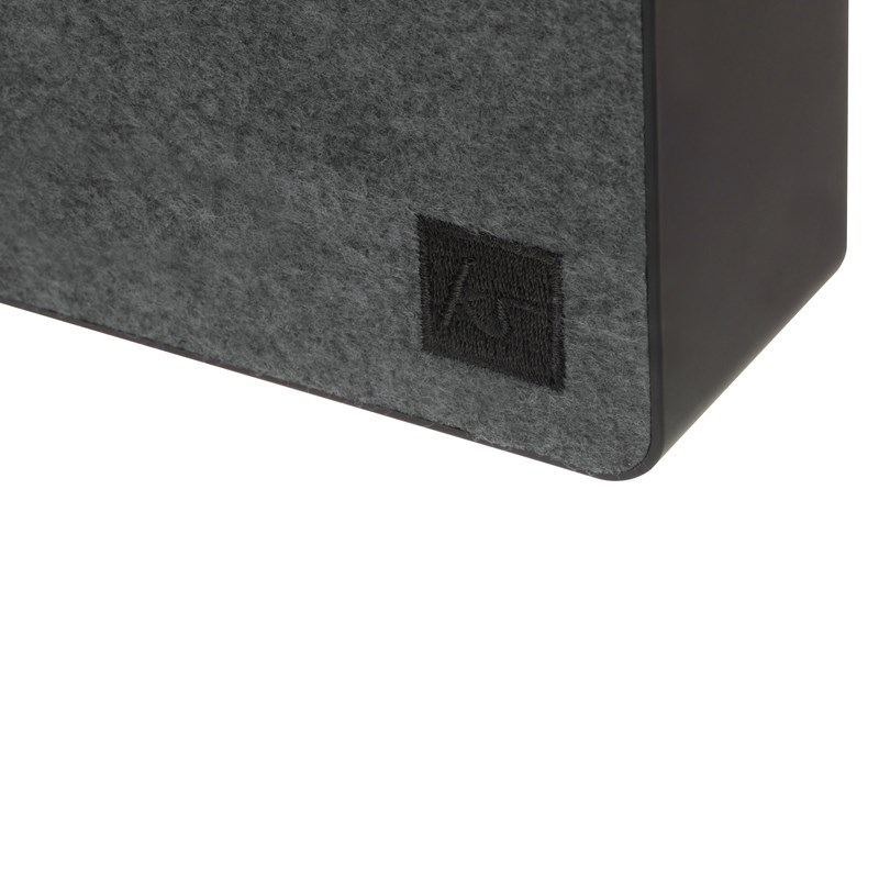 The HTFS 3/E speaker stands feature a slim profile so as to retreat into the background and let your audio take center stage. Compatible with HKTS 20/30/60/ home theater systems, the aluminum-extrusion columns feature an attractive lacquer finish.