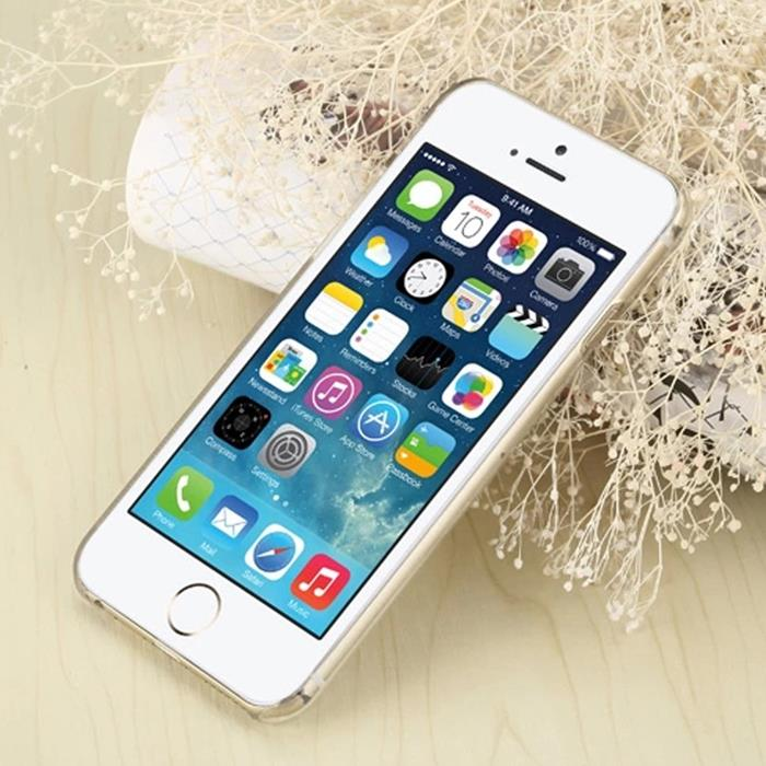 totu air series baksideskal till apple iphone 6 6s gr themobilestore. Black Bedroom Furniture Sets. Home Design Ideas