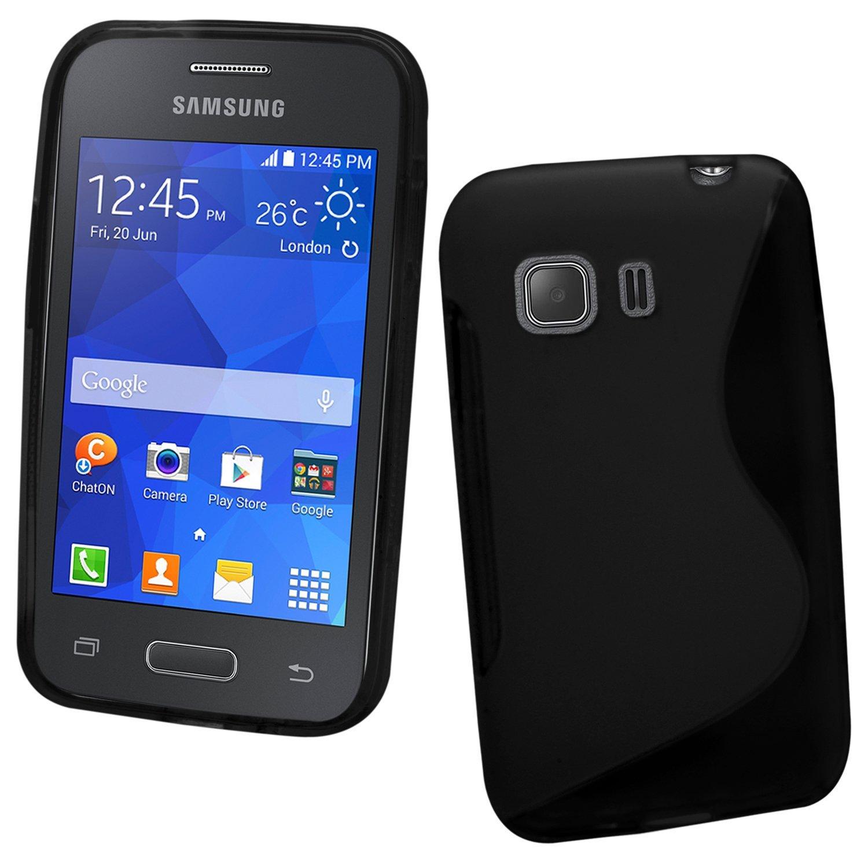 Flexicase Skal till Samsung Galaxy Young 2 - Svart
