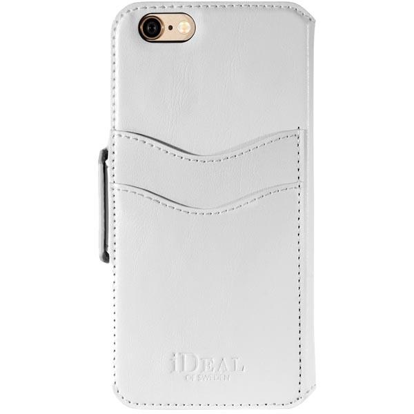 Vit plånbok skal iphone 6