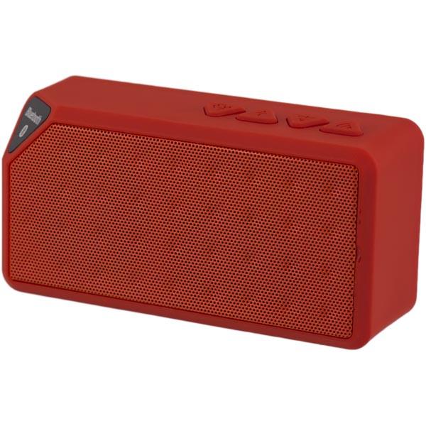 STREETZ Bluetooth högtalare- Röd