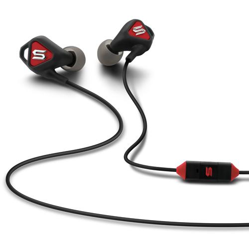 SOUL Headset Pulse Fire - Röd
