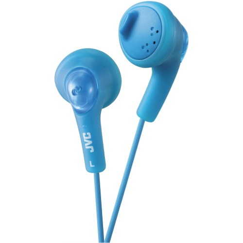 JVC HA-F160-A-E Gumy Bass Boost In-Ear - Blå