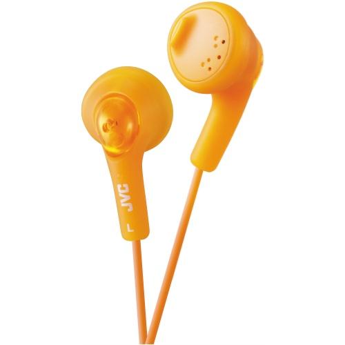 JVC HA-F160-D-E Gumy Bass Boost In-Ear - Orange