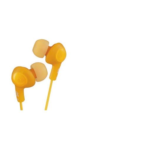 JVC HA-FX5-D-EX New Gumy In-Ear - Orange