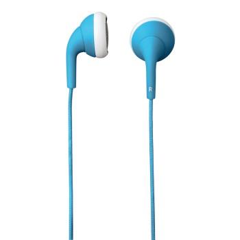 Hama JOY EarPluggs med mikrofon - Blå