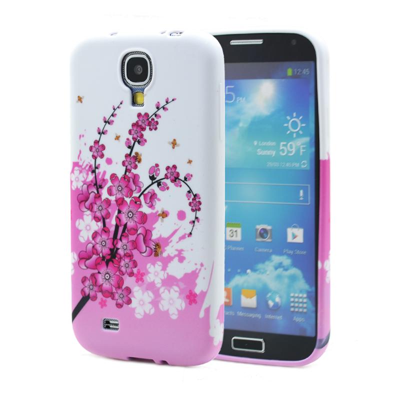 FlexiSkal till Samsung Galaxy S4 - i9500 (Summer Rosa)