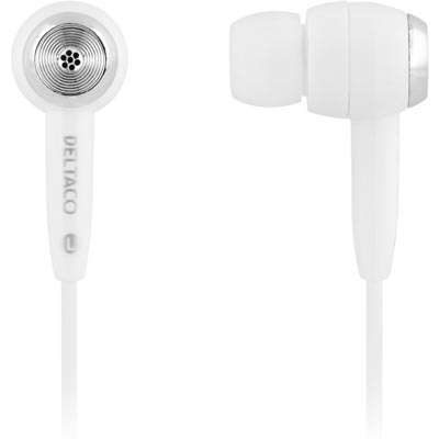DELTACO in-ear headphones - (HL-78a) - VIT