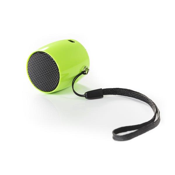 STREETZ minihögtalare med Bluetooth - Grön