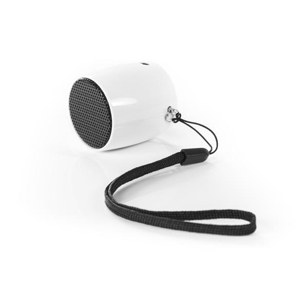 STREETZ minihögtalare med Bluetooth - Vit