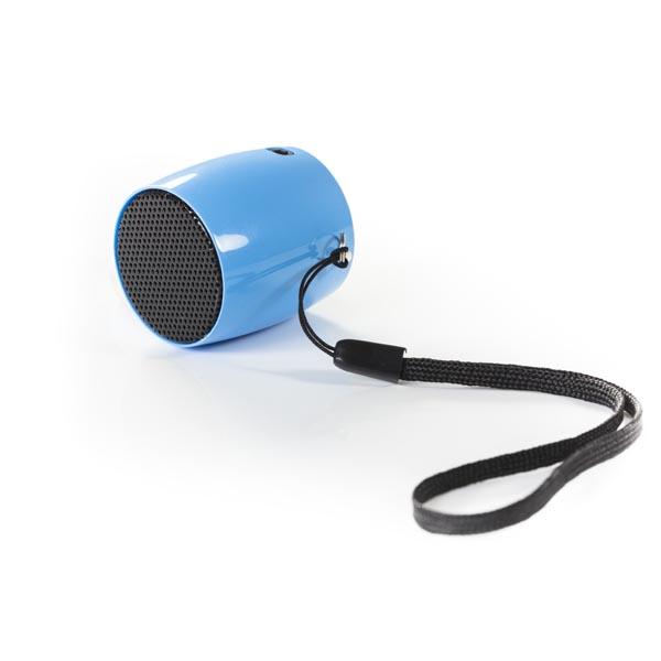 STREETZ minihögtalare med Bluetooth - Blå