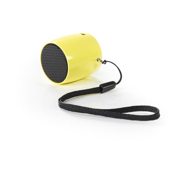 STREETZ minihögtalare med Bluetooth - Gul