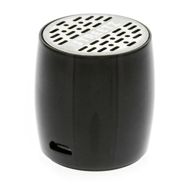 STREETZ Mini Bluetooth-högtalare - Svart