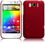 Baksideskal till HTC Sensation XL (Maroon)