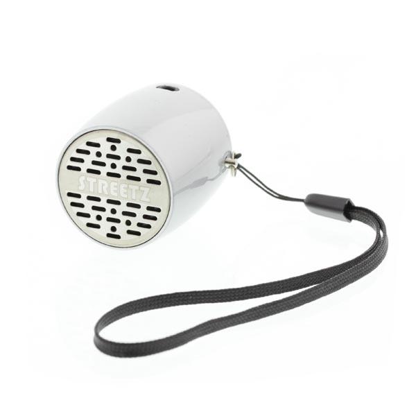 STREETZ minihögtalare med Bluetooth - Silver
