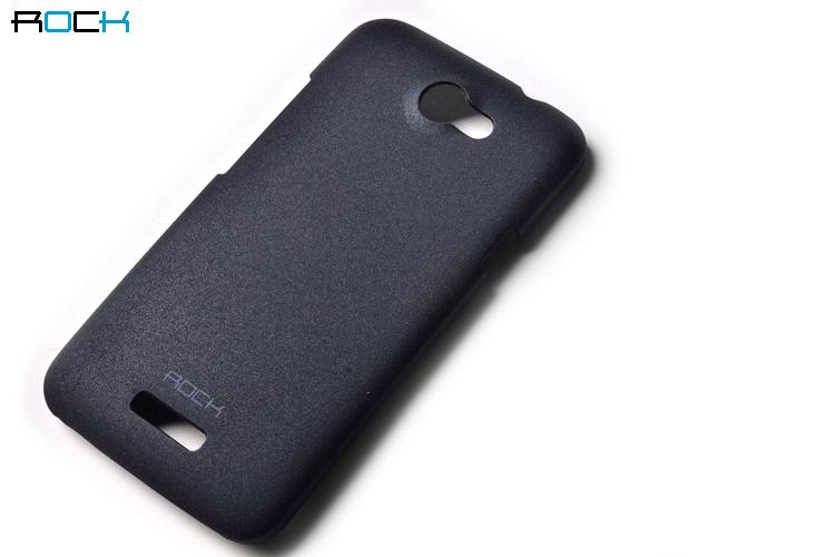 Rock Quicksand Skal till HTC ONE S (Svart)