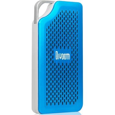 DIVOOM iTour 30 - Portabel minihögtalare - Blå