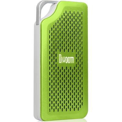 DIVOOM iTour 30 - Portabel minihögtalare - Grön