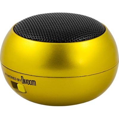 DIVOOM iTour 20 - portabel minihögtalare - Gul