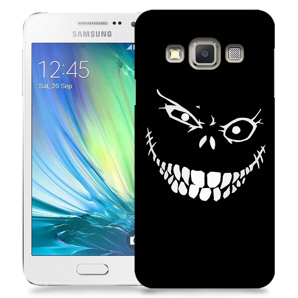 Skal till Samsung Galaxy A3 - Crazy Monster Grin