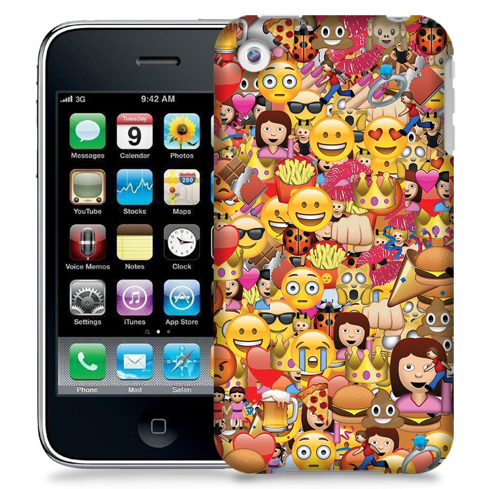 Enhörning och emoji skal till iphone 5