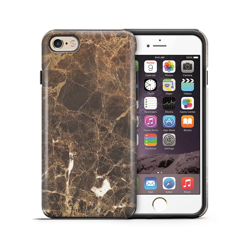 TheMobileStoreTough mobilskal till Apple iPhone 6(S) Plus - Marble