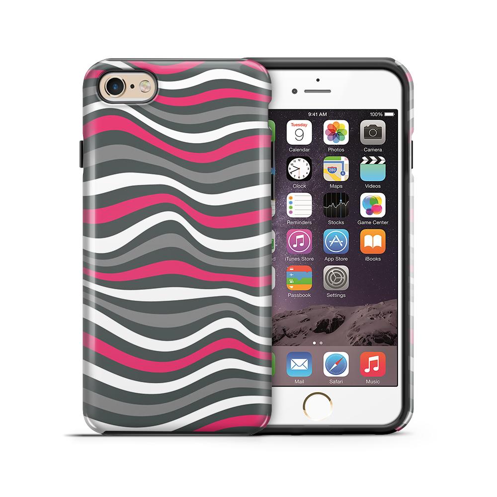 TheMobileStoreTough mobilskal till Apple iPhone 6(S) Plus - Waves