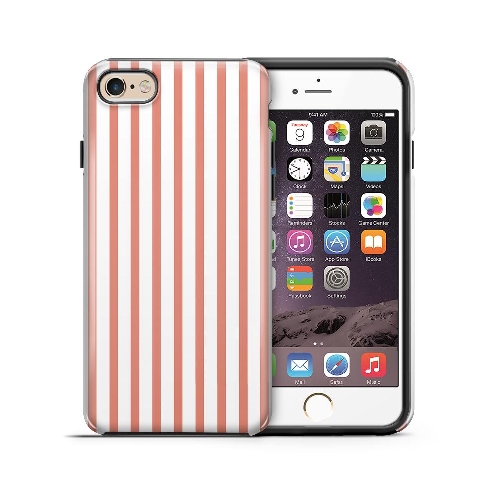 TheMobileStoreTough mobilskal till Apple iPhone 6(S) Plus - Ränder