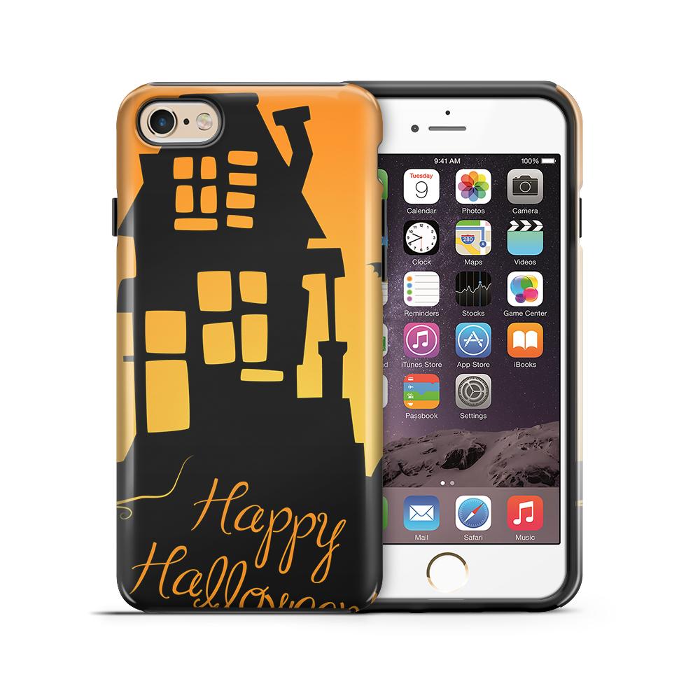 TheMobileStoreTough mobilskal till Apple iPhone 6(S) Plus - Halloween Spökhus