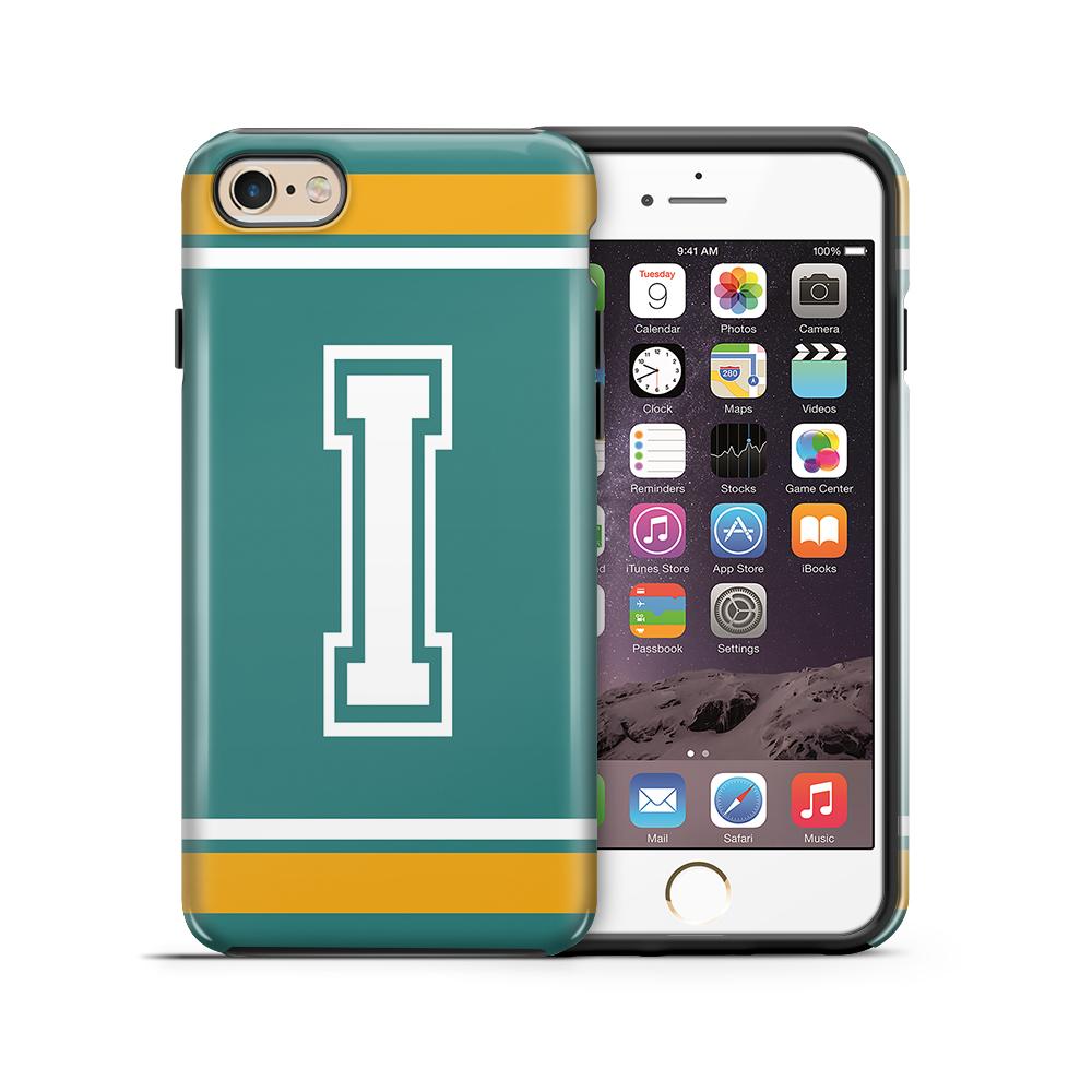 TheMobileStoreTough mobilskal till Apple iPhone 6(S) Plus - Bokstav I