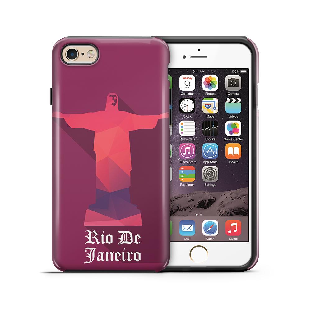 themobilestore-3Tough mobilskal till Apple iPhone 6(S) Plus - Rio de Janeiro