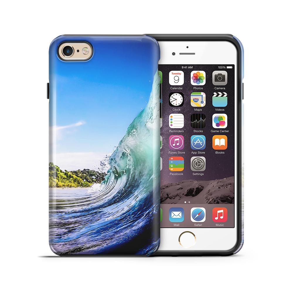 themobilestore-3Tough mobilskal till Apple iPhone 6(S) Plus - Wave Wall