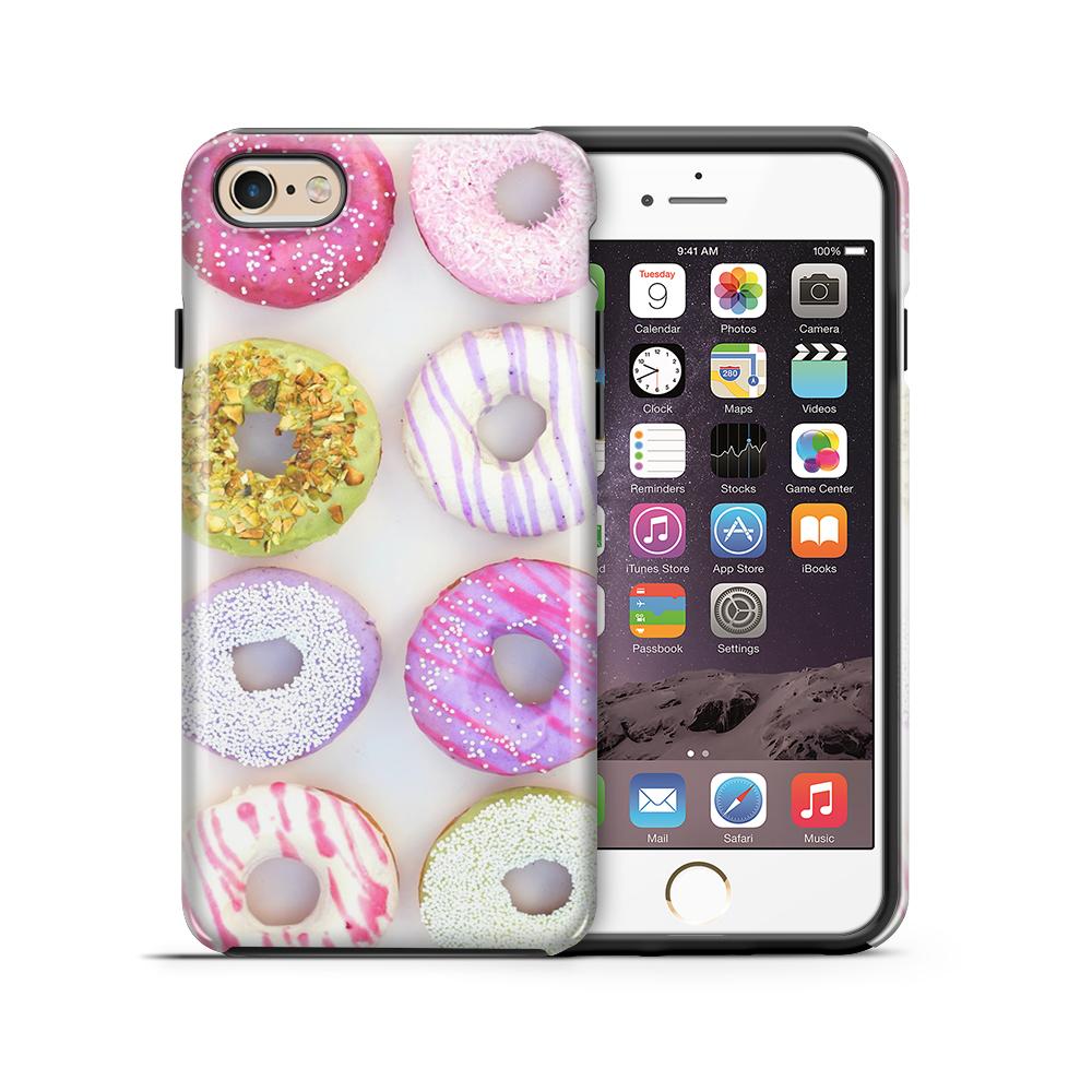 themobilestore-3Tough mobilskal till Apple iPhone 6(S) Plus - Donuts