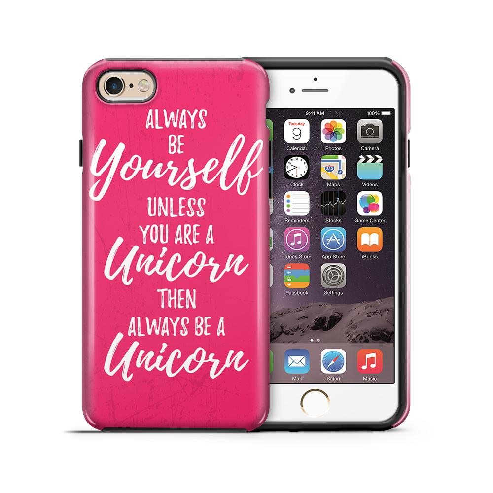 TheMobileStoreTough mobilskal till Apple iPhone 6(S) Plus - Be a unicorn