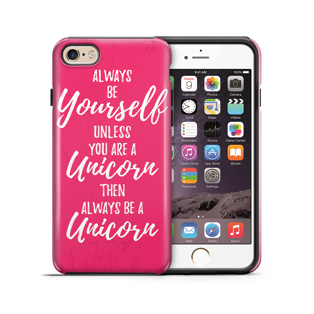 themobilestore-3Tough mobilskal till Apple iPhone 6(S) Plus - Be a unicorn