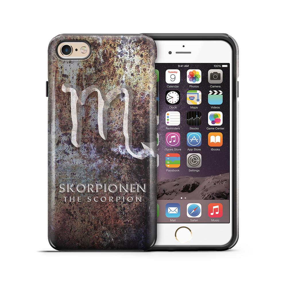 themobilestore-3Tough mobilskal till Apple iPhone 6(S) Plus - Stjärntecken - Skorpionen