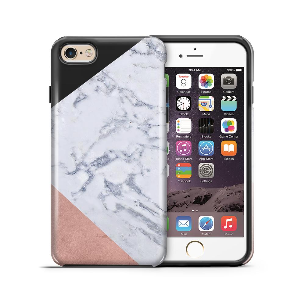 themobilestore-3Tough mobilskal till Apple iPhone 6(S) Plus - Marmor