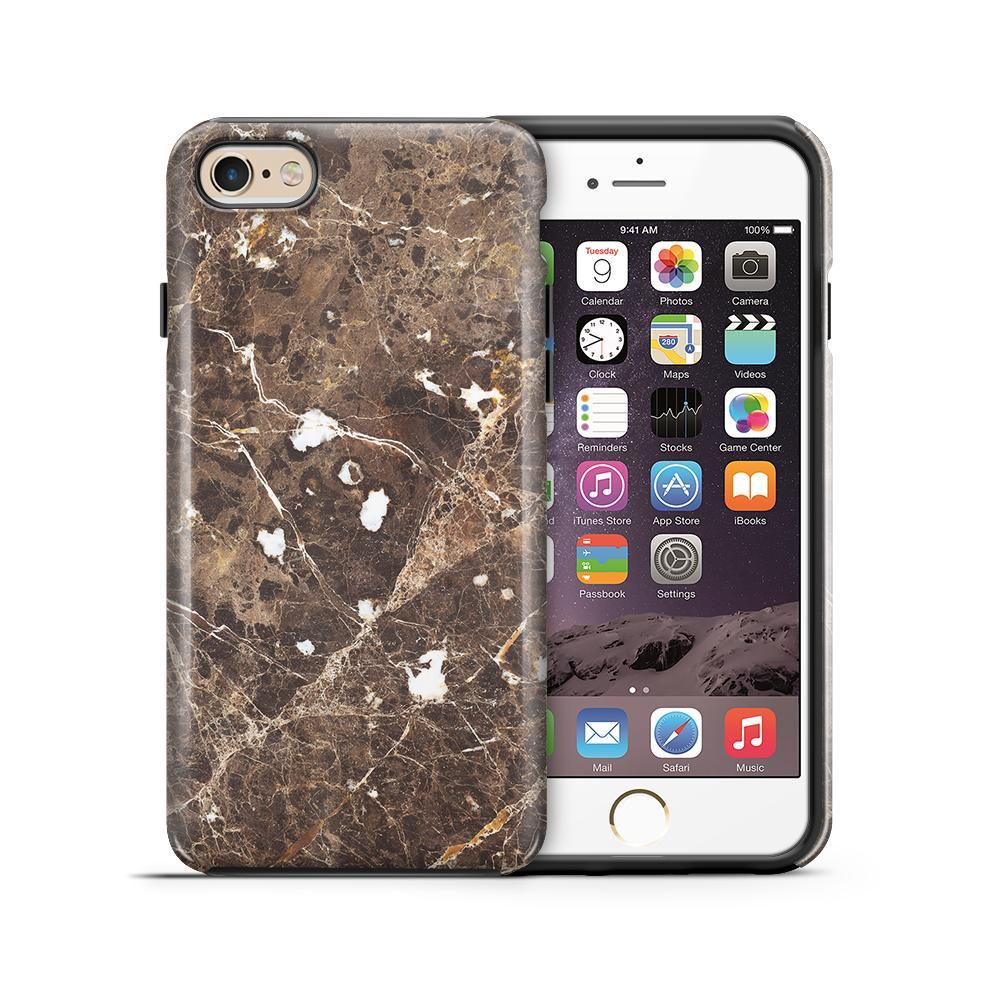 themobilestore-3Tough mobilskal till Apple iPhone 6(S) Plus - Marble