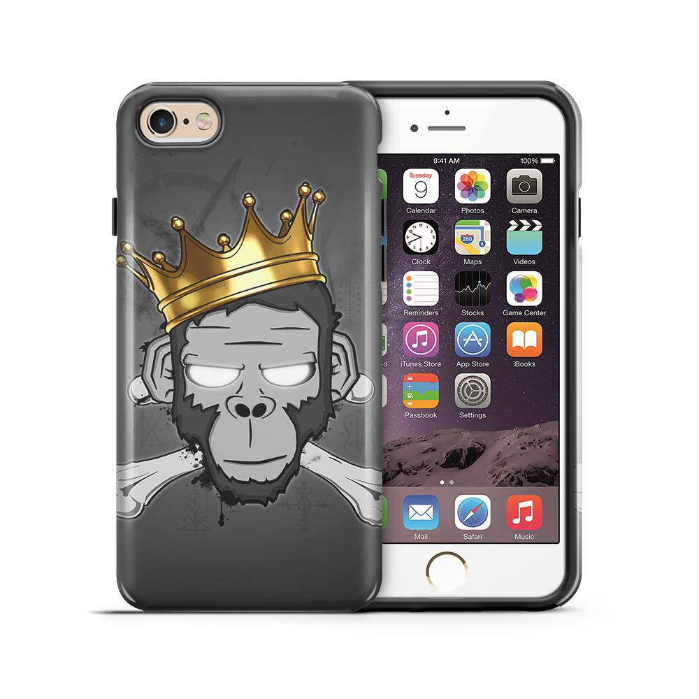 themobilestore-3Tough mobilskal till Apple iPhone 6(S) Plus - The Voodoo King