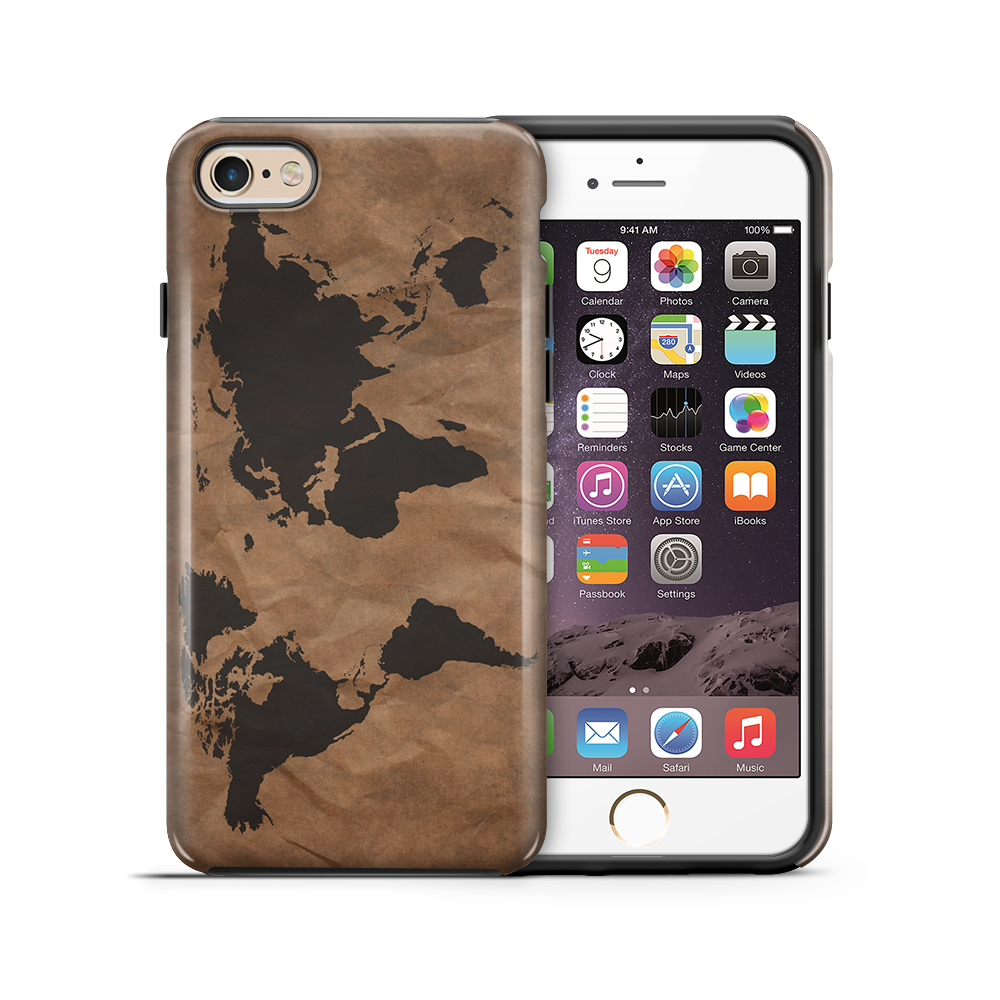 themobilestore-3Tough mobilskal till Apple iPhone 6(S) Plus - World