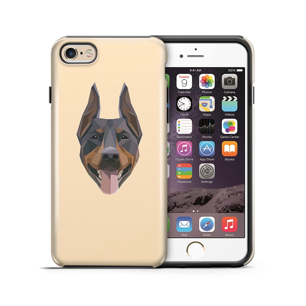 themobilestore-3Tough mobilskal till Apple iPhone 6(S) Plus - Border Collie