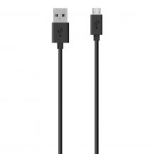 BelkinBelkin Micro-Usb Charge/sync Cable 2m - Svart