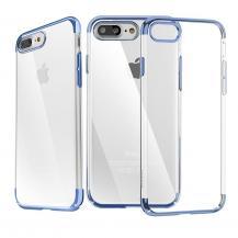 BASEUSBaseus Glitter Mobilskal till iPhone 7 Plus - Mörkblå