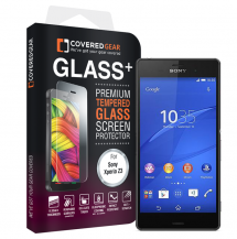 CoveredGearCoveredGear härdat glas skärmskydd till Sony Xperia Z3