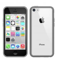 RearthRINGKE Fusion skal till Apple iPhone 5C (Grå)