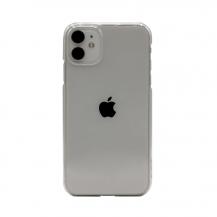 PuroPuro - Recycle Polycarbonate Mobilskal iPhone 12 Mini - Transparent